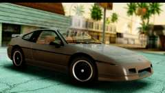Pontiac Fiero GT G97 1985 HQLM for GTA San Andreas