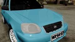 Hyundai Accent 2004 for GTA San Andreas
