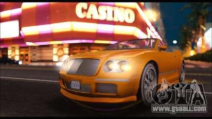 Enus Cognoscenti Cabrio (GTA V) (IVF) for GTA San Andreas