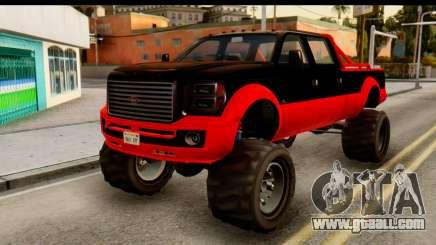 GTA 5 Vapid Sandking XL for GTA San Andreas
