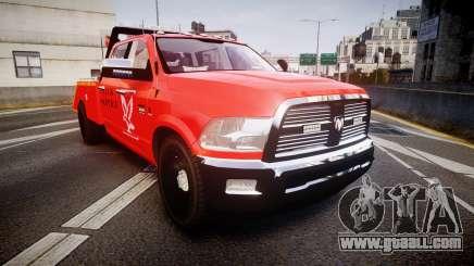 Dodge Ram 3500 Falck Service [ELS] for GTA 4