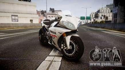Yamaha YZF-R1 Custom PJ1 for GTA 4
