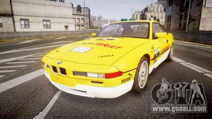 BMW E31 850CSi 1995 [EPM] E-Post Brief for GTA 4