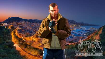 Loading screens, French Riviera for GTA 4