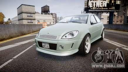 Declasse Premier Sport X for GTA 4