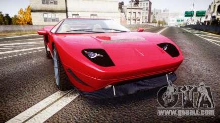 Vapid Bullet 2015 Facelift for GTA 4