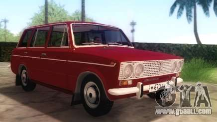 VAZ-21032 v2.0 for GTA San Andreas