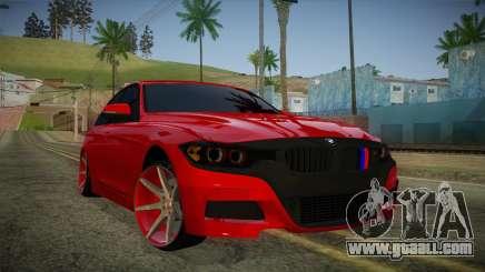 BMW 335i for GTA San Andreas