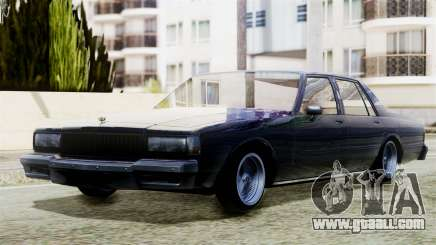 Chevrolet Caprice for GTA San Andreas