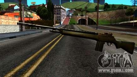 New Rifle for GTA San Andreas