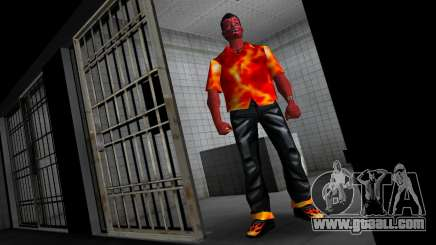 Devil Skin for GTA Vice City