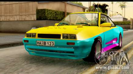 Opel Manta for GTA San Andreas