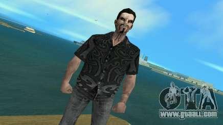 Vampire Skin for GTA Vice City