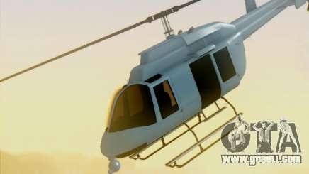 GTA 5 Maverick for GTA San Andreas
