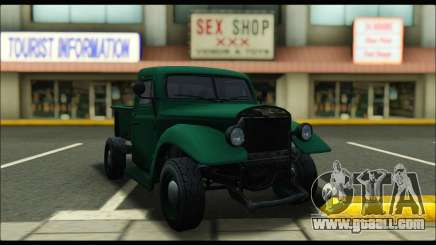 Rat Loader (GTA V) for GTA San Andreas