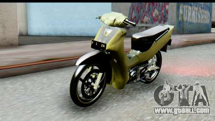 Yamaha F1ZR Stock for GTA San Andreas