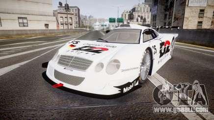 Mercedes-Benz CLK LM 1998 PJ35 for GTA 4