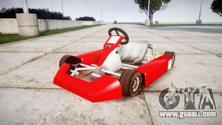 Go Kart for GTA 4