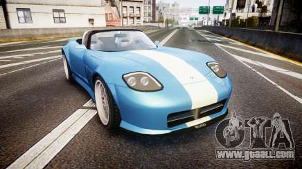 Bravado Banshee Viper for GTA 4