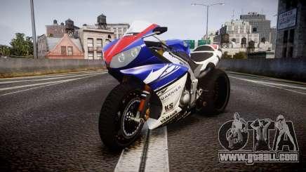 Yamaha YZF-R1 Custom PJ2 for GTA 4