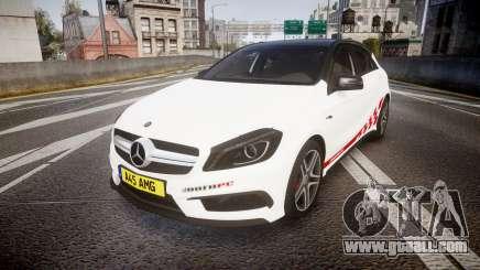 Mersedes-Benz A45 AMG PJs4 for GTA 4