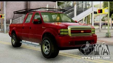 GTA 5 Vapid Sadler IVF for GTA San Andreas