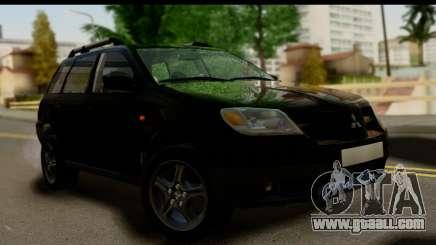 Mitsubishi Outlander for GTA San Andreas