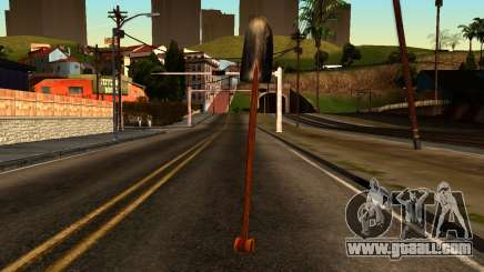 Shovel from Redneck Kentucky for GTA San Andreas