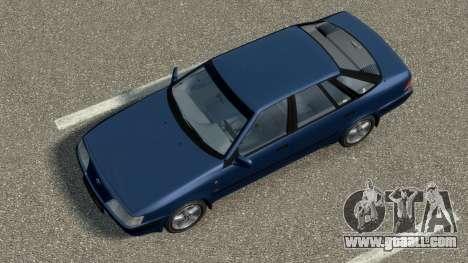 Daewoo Espero 2.0 CD 1996 for GTA 4 back view