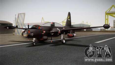 P2V-7 Lockheed Neptune RCAF for GTA San Andreas