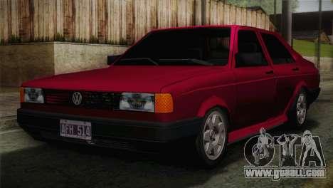 Volkswagen Senda for GTA San Andreas