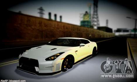 Blacks Med ENB for GTA San Andreas ninth screenshot