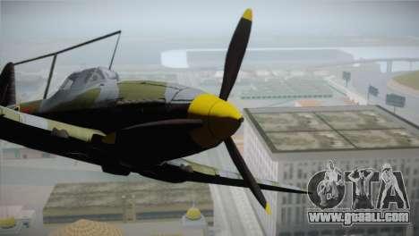 ИЛ-10 Royal Air Force for GTA San Andreas right view