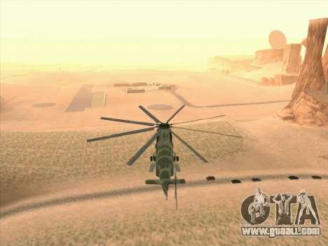 Mi 26 for GTA San Andreas