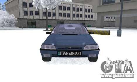 Dacia Super Nova for GTA San Andreas right view