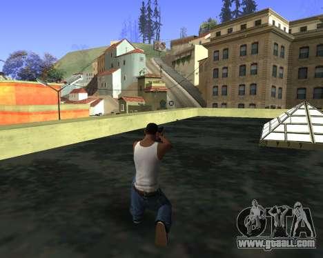 Skins Weapon pack CS:GO for GTA San Andreas eighth screenshot