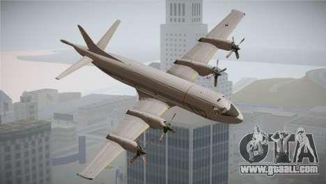 German Navy P-3C Orion MFG 3 50th Anniversary for GTA San Andreas