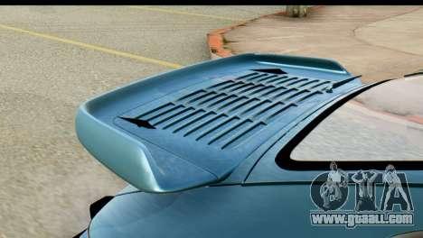 Porsche 911 Turbo 3.3L 1981 Tunable for GTA San Andreas right view