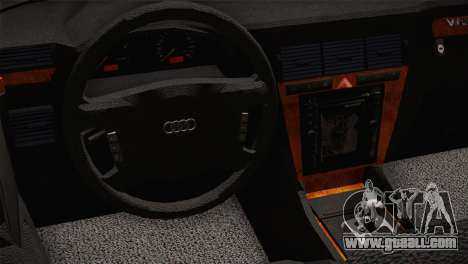 Audi A8 2000 for GTA San Andreas right view