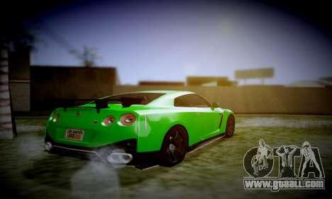 Blacks Med ENB for GTA San Andreas forth screenshot