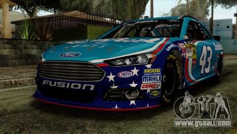 NASCAR Ford Fusion 2013 for GTA San Andreas