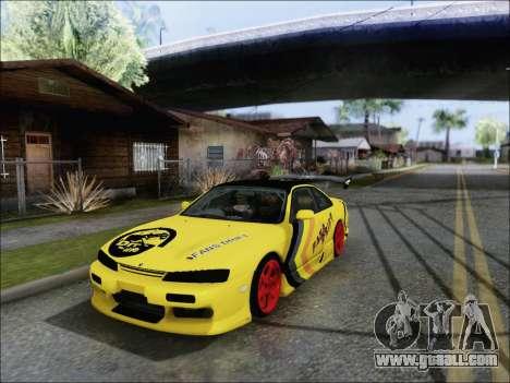 Nissan Silvia S14 FD for GTA San Andreas