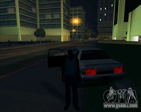 Real ENB Series for GTA San Andreas