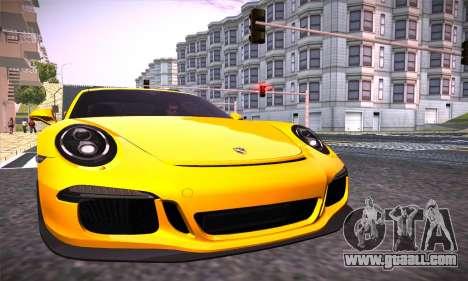 ENB by Dmitriy30rus for weak PC for GTA San Andreas