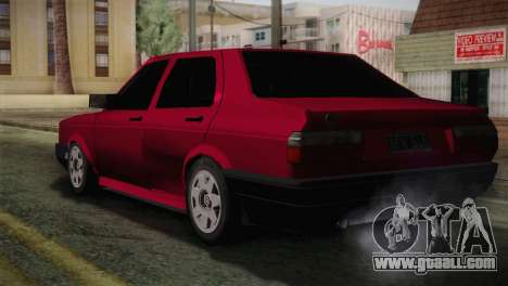 Volkswagen Senda for GTA San Andreas left view