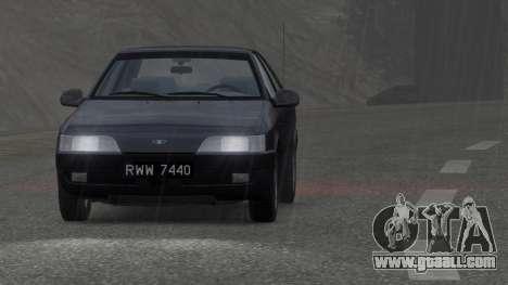 Daewoo Espero 2.0 CD 1996 for GTA 4 right view