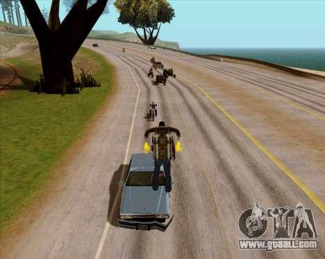 Real ENB Series for GTA San Andreas third screenshot