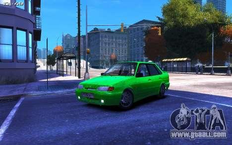 Lada 2115 for GTA 4
