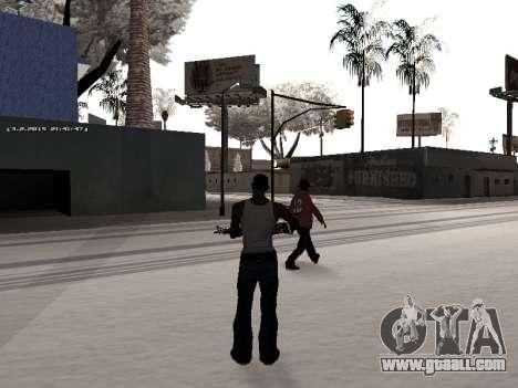 Colormod v5 for GTA San Andreas third screenshot