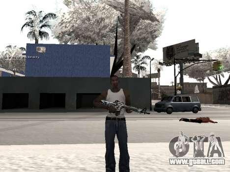 Colormod v5 for GTA San Andreas sixth screenshot